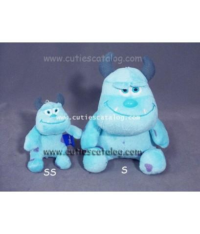 ตุ๊กตาซัลลี่ @ มอนเตอร์ อิงค์ Sully Doll @ Monster Inc แบบ 3 (ทั้งชุด)