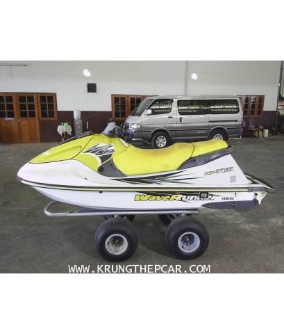 .ขาย เรือเจ็ทสกี ปี 1997 YAMAHA WAVE RUNNER GP760 สภาพ90 ใหม่มาก ใช้น้อย $A13