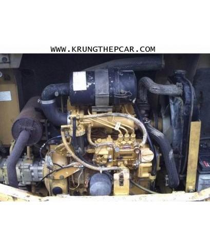 .ขายรถขุด แบ็คโฮล มือสองKOMATSU PC10-6 รถขุดเล็ก นำเข้าจากญี่ปุ่น สภาพเดิม พร้อมใช้งานทันที$A13-P6PE