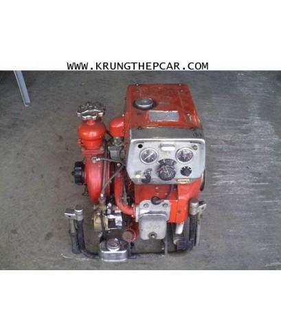 .ขาย.เครื่องฉีดน้ำดับเพลิง ขายปั๊มน้ำดับเพลิง แบบหาบ เครื่องยนต์เบนซิน2สูบ เบน@A13-N5A-