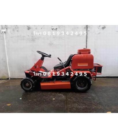 @ ขาย รถตัดหญ้า นั่งขับ 16 แรง เครื่องยนต์เบนซิน 2 สูบ สภาพดี โทร 0 8 1 9 3 4 2 4 9 5
