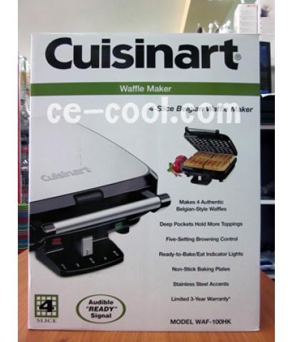 เครื่องทำวอฟเฟิล Cuisinart รุ่นล่าสุด