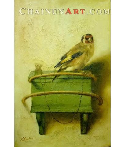 ภาพวาดนกสไตล์คลาสสิค