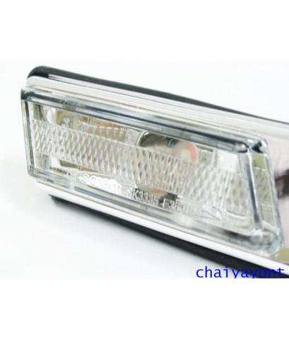 ชุดแต่งรถ ไฟหรี่ข้างประตูแบบโครเมี่ยมรถบีเอ็มดับบลิว BMW 720i 730iL 735iL 740iL M30 M60 E32 Series 7