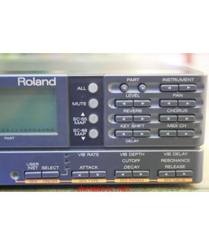 ซาวด์คาราโอเกะ Roland Sound Canvas ซาวด์แคนวาส SC-88Pro