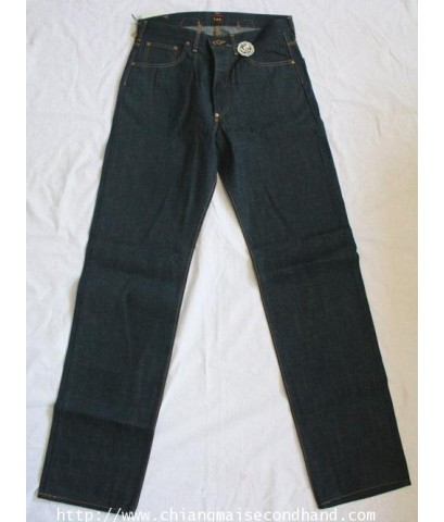 กางเกงยีนส์ LEE 101B COWBOY MODEL 1939 REPRO DENIM PANT Sz.33 JAPAN NWT.