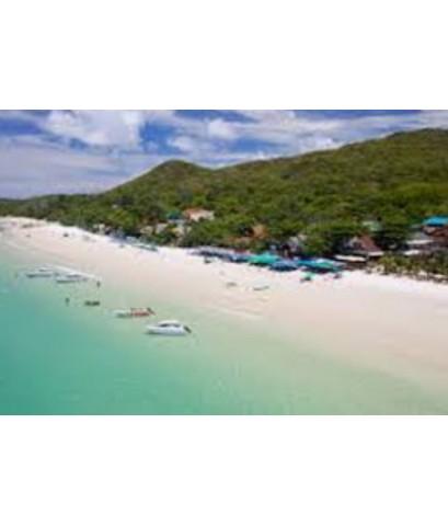 โปรแกรมเอาท์ติ้ง,Outing company,Company Outing Trip,Outing,เกาะล้าน,หาดตาแหวน,เกาะสาก,ดำน้ำดูปะการัง