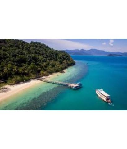 โปรแกรมทัวร์,แพ็คเกจทัวร์,เกาะเหลายา,ตราด,แหลมงอบ,เกาะหวาย,หมู่เกาะกระ,ดำน้ำชมปะการัง,เรือกรมหลวง