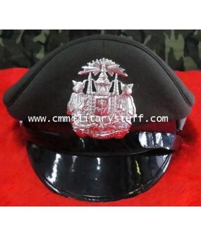 หมวกหม้อตาลตำรวจ