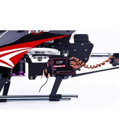 Flymentor 3D ฮ.ติดอุปกรณ์ช่วยการบินอัตโนมัติ(Auto pilot )KDS 450c 6ch RTF 2.4Hhz with Aluminum BAG