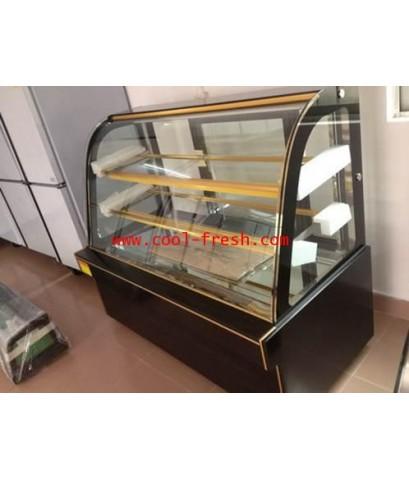 ตู้แช่เค้กยาว 1.2เมตร,ตู้โชว์เค้กขนาด 1.2 เมตร,ตู้เค้กมีระบบทำความเย็นยาว 1.2เมตร