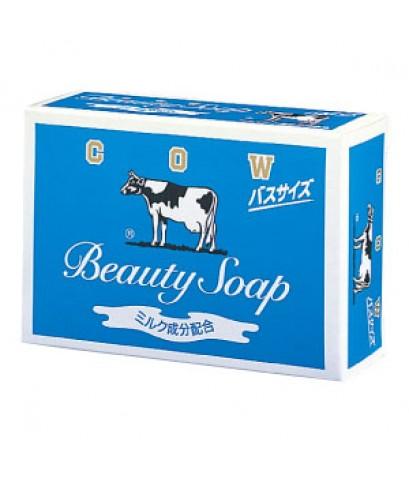 มีชื่อเสียงมากว่า 100 ปี Cow Brand Beauty Soap สบู่น้ำนมวัว เพิ่มมอยเจอไรเซอร์ให้ผิวกายขาวเนียนนุ่ม