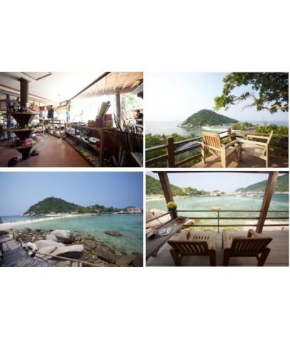 เที่ยวเกาะนางยวน-เกาะเต่า 3 วัน 2 คืน ราคาเริ่มต้นที่ 4,200 บาท