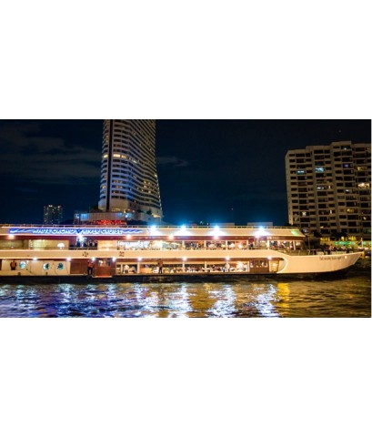 เรือ White Orchid Cruise