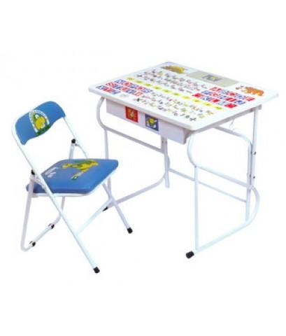 เฟอร์นิเจอร์โต๊ะเก้าอี้นักเรียน อนุบาล S-88