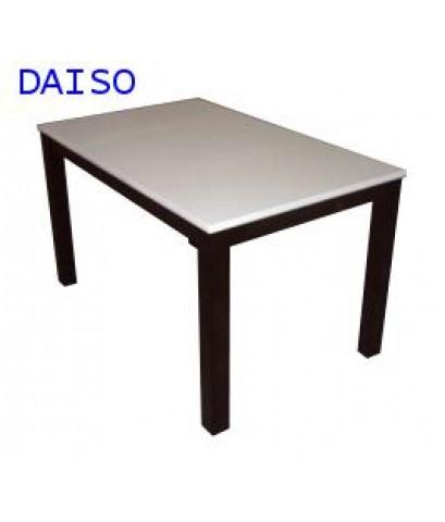โต๊ะอาหารไม้ยางพารา/โต๊ะไฮกลอส TRB-5