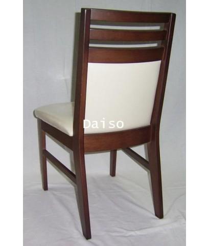 เฟอร์นิเจอร์ทำจากไม้ยางพารา/เก้าอี้ไม้ยาง, DTP-009