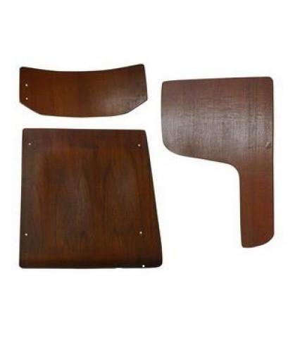 ไม้วีเนียร์ เก้าอี้ ก-03/S-128_ชิ้นส่วนไม้เก้าอี้เลคเชอร์ ก-03