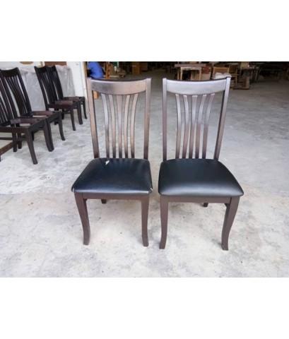 เก้าอี้ทานข้าวไม้ยางพารา