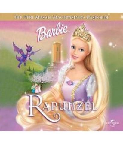การ์ตูนBarbie as Rapunzel บาร์บี้ เจ้าหญิงราพันเซล /พากษ์ไทย DVD 1แผ่น /Anime