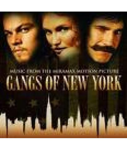 หนังโรงGangs of New York จอมคนเมืองอหังการ์ /พากษ์ไทย+ซับไทย DVD 1แ่ผ่น
