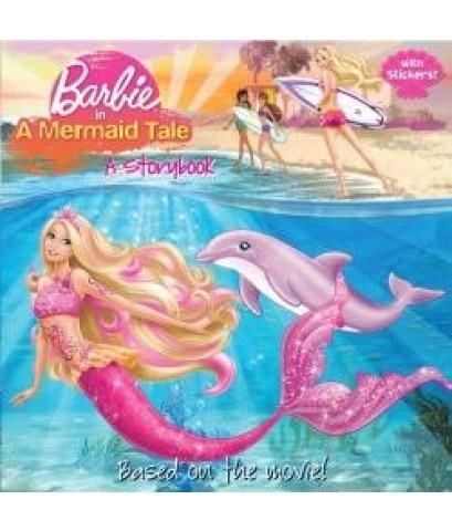 การ์ตูนBarbie in a Mermaid Tale บาร์บี้ เงือกน้อยผู้น่ารัก /อนิเมชั่น /พากษ์ไทย DVD 1แผ่น