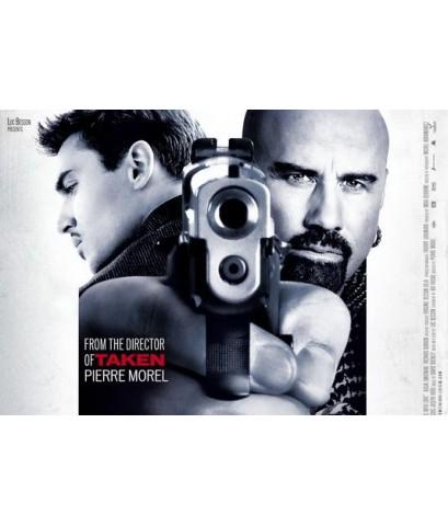 หนังโรงFrom Paris With Love คู่ระห่ำ ฝรั่งแสบ /หนังฝรั่ง /พากษ์ไทย+ซับไทย DVD 1แผ่น