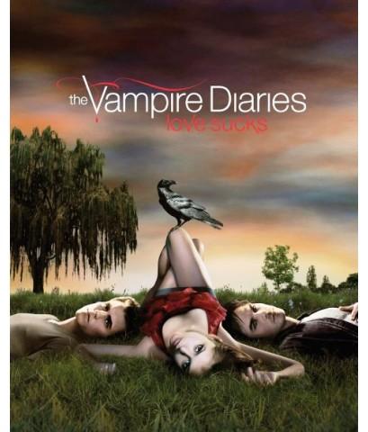 ซีรี่ย์ฝรั่งThe Vampire Diaries Season 1  บันทึกรักเทพบุตรแวมไพร์ ปี1/เสียงอังกฤษ+ซับไทย D2D 5แผ่นจบ