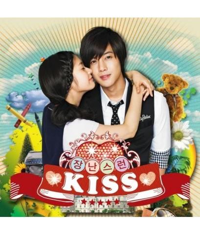 ซีรี่ส์เกาหลีPlayful Kiss แกล้งจุ๊บให้รู้ว่ารัก (7ตอนพิเศษ+เบื่องหลัง)/เสียงเกาหลี+ซับไทย  1แผ่นจบ