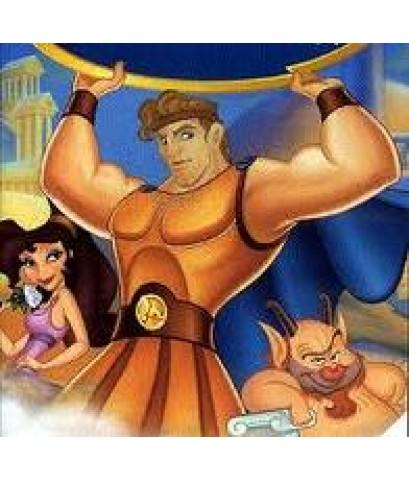 หนังการ์ตูนHercules เฮอร์คิวลิส /พากษ์ไทย,อังกฤษ+ซับไทย,ซับอังกฤษ DVD 1แผ่น
