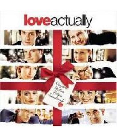 หนังฝรั่งLove Actually ทุกหัวใจมีรัก /พากษ์ไทย,อังกฤษ+ซับไทย DVD 1แผ่น