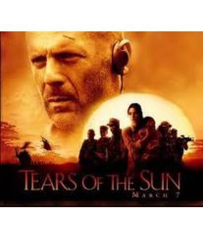 หนังฝรั่งTears of the Sun ฝ่ายุทธการสุริยะทมิฬ /พากษ์ไทย,อังกฤษ+ซับไทย DVD 1แผ่น