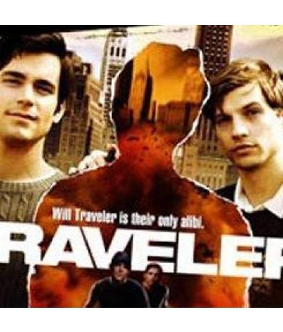 ซีรี่ย์ฝรั่งTraveler : The Complete Series /เสียงอังกฤษ+ซับไทย DVD 4แผ่นจบ