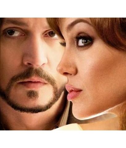 หนังฝรั่งThe Tourist ทริปลวงโลก /พากษ์ไทย,อังกฤษ+ซับไทย,อังกฤษ DVD 1แผ่น