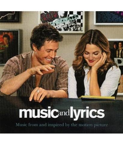 หนังฝรั่งMusic And Lyrics  สี่ห้องใจนี้ มีแต่เสียงเธอ /พากษ์ไทย,อังกฤษ+ซับไทย,อังกฤษ DVD 1แผ่น