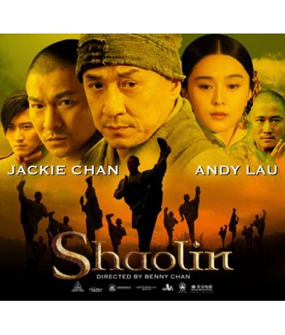 หนังจีนShaolin เส้าหลินสองใหญ่ /พากษ์ไทย,จีน+ซับไทย DVD 1แผ่น เฉินหลง, หลิวเต๋อหัว, เซี๊ยะถิงฟง