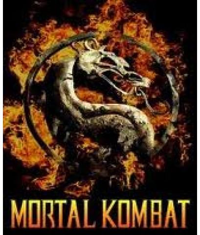 หนังฝรั่ง MORTAL KOMBAT มอทัล คอมแบ็ท นักสู้หนือมนุษย์ /พากษ์ไทย,อังกฤษ+ซับไทย,อ้งกฤษ DVD