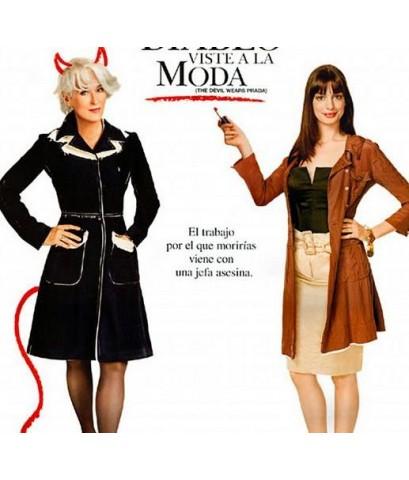 หนังฝรั่งThe DEVIL wears PRADA นางมารสวมปราด้า(เมอริล สตรีพ)/พากษ์ไทย,อังกฤษ ซํบไทย,อังกฤษ