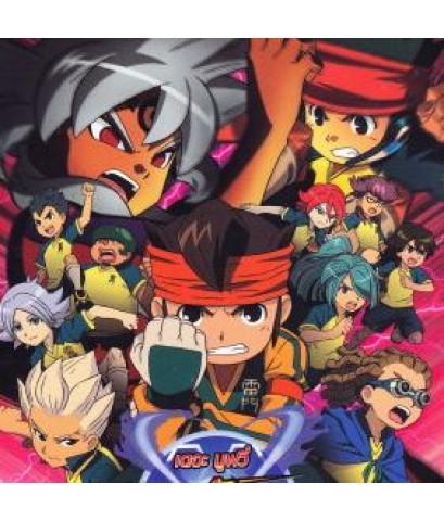 นักเตะแข้งสายฟ้า เดอะ มูฟวี่ ภาคปะทะโอเกอร์ /หนังการ์ตูน/พากษ์ไทย,ญี่ปุ่น ซับไทย DVD