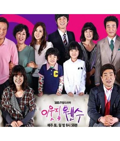ซีรีย์เกาหลี Definitely Neighbors อดีตรักข้างบ้าน  /พากษ์ไทย 22แผ่นจบ(65ตอน)อัดทรู