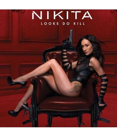 หนังฝรั่งNikita 2010 Season 1 นิกิต้า เธอสวย...โครตเพชรฆาต ปี1พากษ์ไทย V2D 5แผ่นจบ
