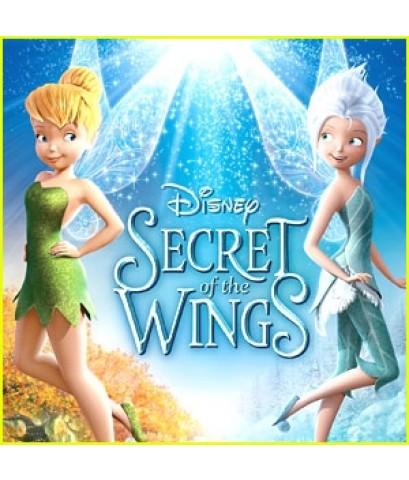 Tinker Bell Secret Of The Wings ทิงเกอร์เบลล์ ความลับของปีกนางฟ้า /พากษ์ไทย,อังกฤษ ซับไทย,อังกฤษ