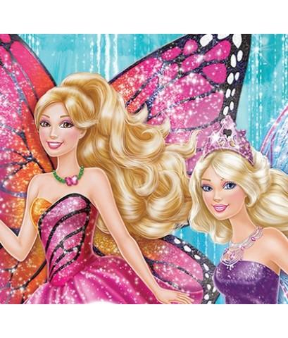 Barbie Mariposa  The Fairy Princess-บาร์บี้แมรีโพซ่ากับเจ้าหญิงเทพธิดา/พากษ์ไทย