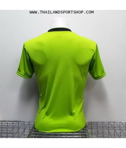 เสื้อกีฬา NAP SPORT รุ่น 15 (สีเขียว) พิมพ์ลาย