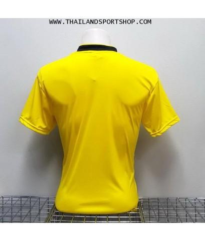 เสื้อกีฬา NAP SPORT รุ่น 15 (สีเหลือง) พิมพ์ลาย