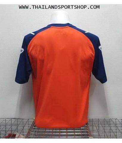 เสื้อกีฬา ยูเรก้า EUREKA รุ่น A5032 (สีส้ม OD) ตัดต่อ