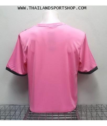 เสื้อ อีโก้ EGO SPORT รุ่น EG-5120 (สีชมพู) พิมพ์ลาย