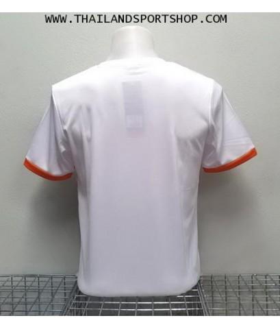 เสื้อ อีโก้ EGO SPORT รุ่น EG-5120 (สีขาว) พิมพ์ลาย