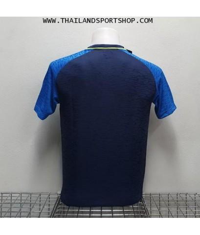 เสื้อกีฬา อีโก้ EGO SPORT รหัส EG 5126 (สีกรม)  ผ้าทอลาย camo