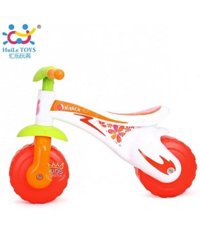จักรยานฝึกทรงตัวเด็ก รุ่น Balance Sliding Bike สีแดง (ฝึกความ Balance ให้กับร่างกาย)